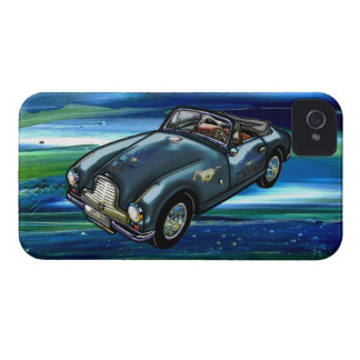 Custom 1953 Aston Martin DB2 Drophead Coupe iPhone 4 Cover