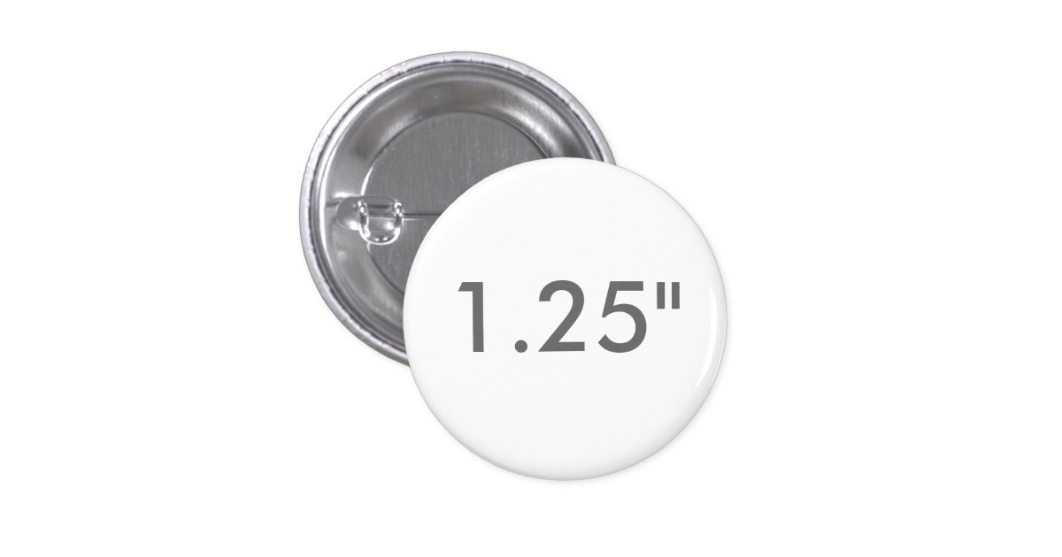 custom inch small round badge blank template button zazzle. Black Bedroom Furniture Sets. Home Design Ideas