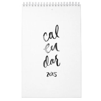 Custom 2015 Calendar