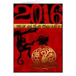 2016 chinese new year, chinese new year, monkey