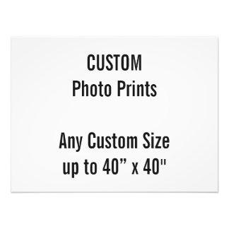 "Custom 24"" x 18"" Photo Print  US Frame Size"