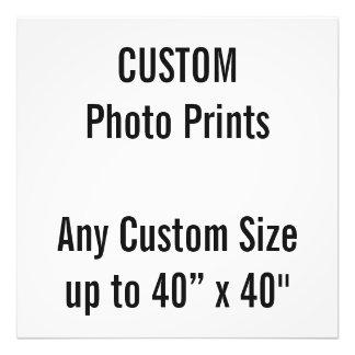 "Custom 24"" x 24"" Photo Print (or any custom size)"