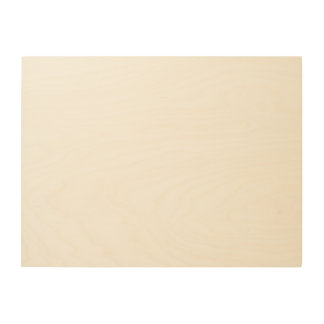 Custom 24x18 Wood Canvas