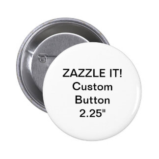 "Custom 2.25"" Button Badge Pin Blank Template"