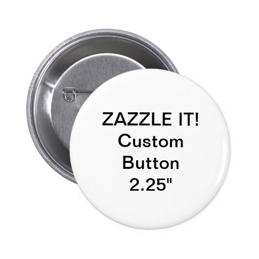 custom button badge pin blank template zazzle. Black Bedroom Furniture Sets. Home Design Ideas