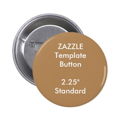 custom round button blank template zazzle. Black Bedroom Furniture Sets. Home Design Ideas