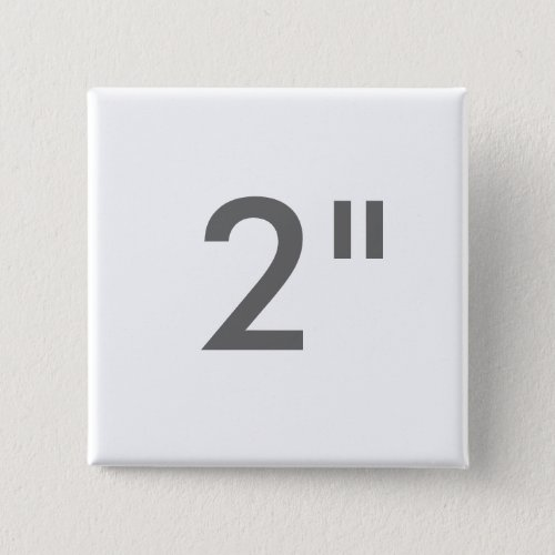 Custom 2 Inch Square Badge Blank Template Button