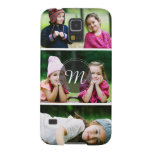Custom 3 Photo Galaxy S5 Case