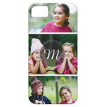 Custom 3 Photo iPhone 5 / 5S Case iPhone 5 Case