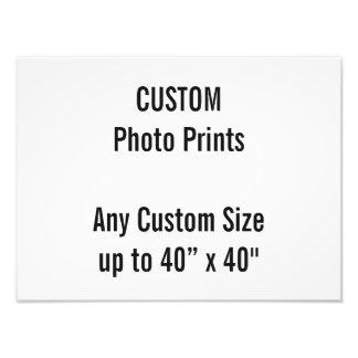 Custom 40 x 30 cm Photo Print UK Frame Size