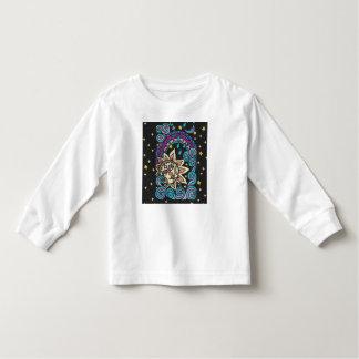 Custom 4T Toddler Long Sleeve Toddler T-shirt