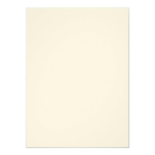 """Felt Ecru 5.5"""" x 7.5"""", Standard white envelopes included"""