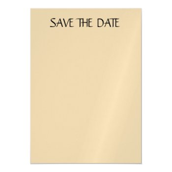 """Custom 5""""x7"""" Thin Magnetic Card Save The Date by CREATIVEWEDDING at Zazzle"""