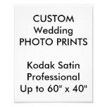 "Custom 8"" x 10"" Professional Photo Prints"