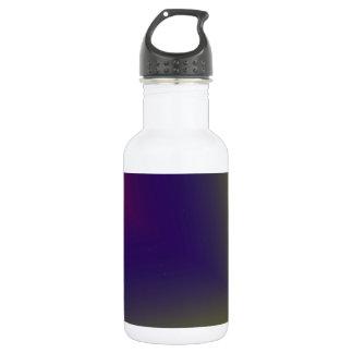 Custom Abstract Design 18oz Water Bottle