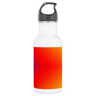 Custom Abstract Design Stainless Steel Water Bottle