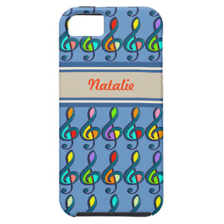 custom add name color claves iPhone SE/5/5s case