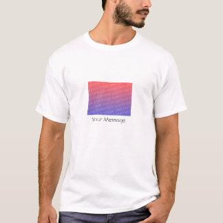 Custom Add Photo and Text tee shirts, template