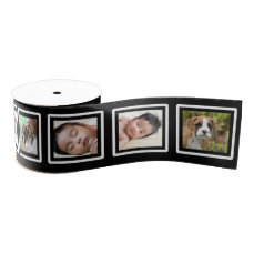 Custom Add Your Own Photos Film Frame Photo Ribbon