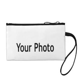 Custom  add your photo clutch