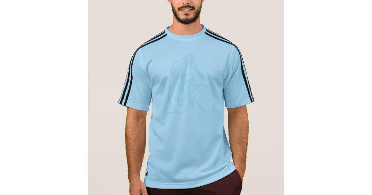 Custom Adidas Sports Cycling T Shirt Zazzle