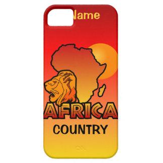 Custom AFRICA iPhone 5 Case-Mate iPhone SE/5/5s Case