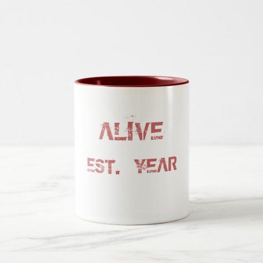 Custom ALIVE Women Mug