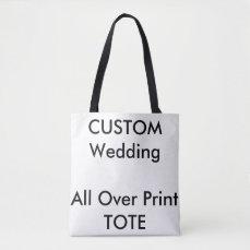 Custom ALL-OVER-PRINT Tote Bag MEDIUM