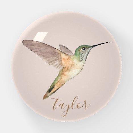 Custom Allen's Hummingbird Paperweight