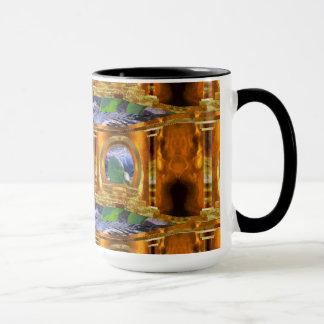 Custom Ancient Architecture Mug