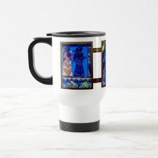Custom Ancient Gallery Panel Mug