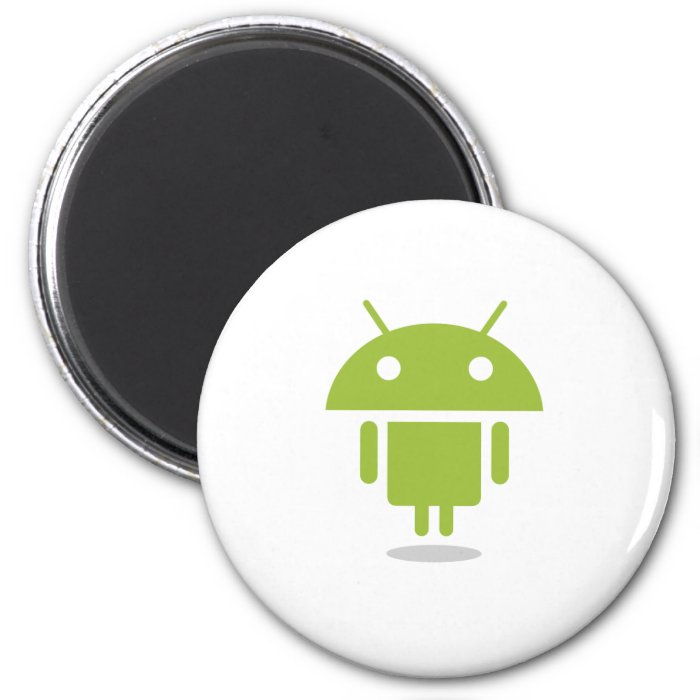 Custom Android 2 Inch Round Magnet
