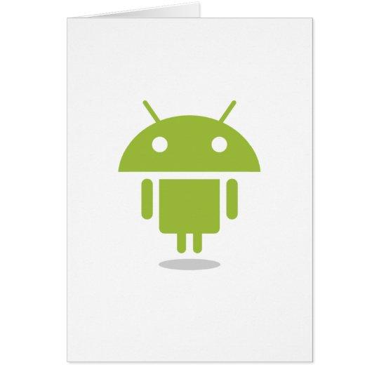 Custom Android Card