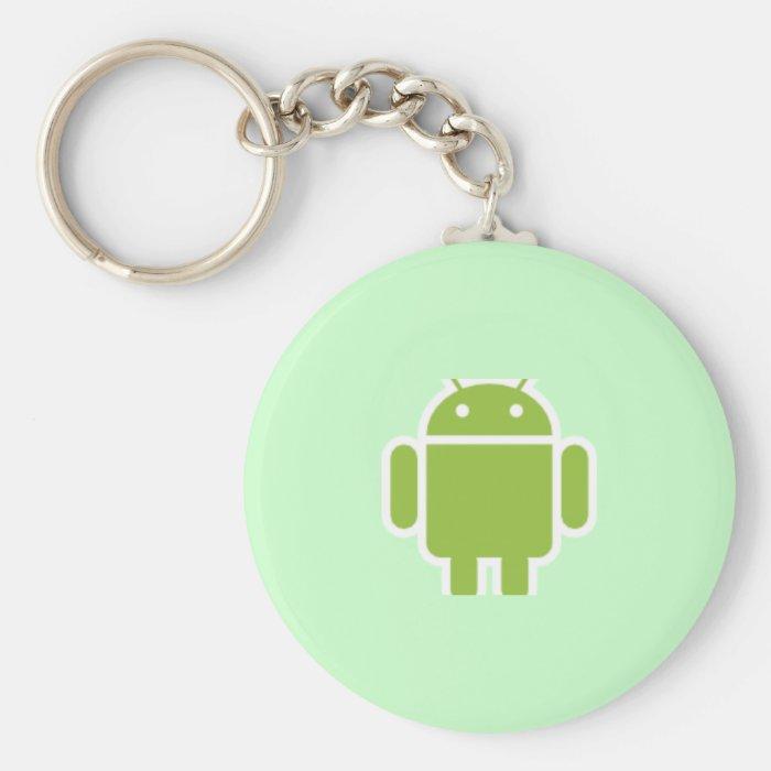 Custom Android Keychain