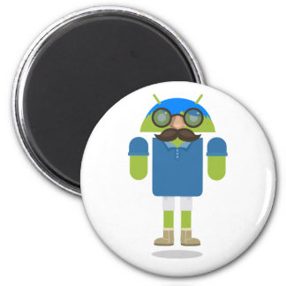 Custom Android Magnet