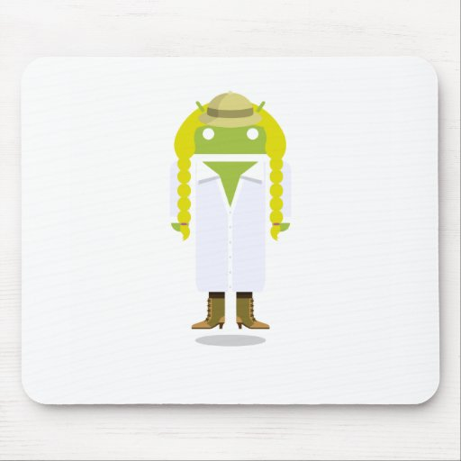 Custom Android Mouse Pads