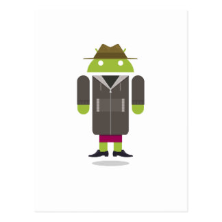 Custom Android Postcard