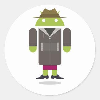 Custom Android Sticker