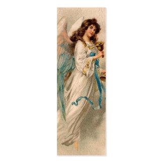 Custom Angel Blessing Love Notes Mini Business Card