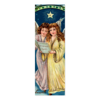 Custom Angel Blessings Love Notes Mini Business Card