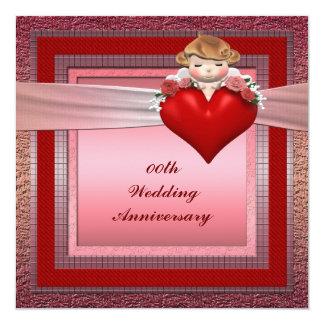 Custom Anniversary Party Invitation