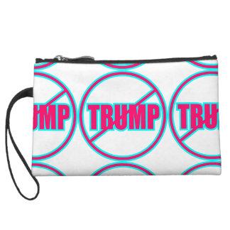 Custom Anti Trump No Trump Mini Clutch Bag
