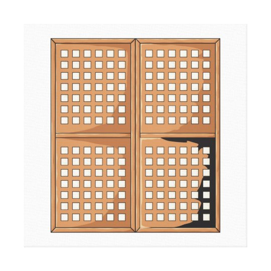 Custom Antique Capiz Shell Window Panels Invites Canvas