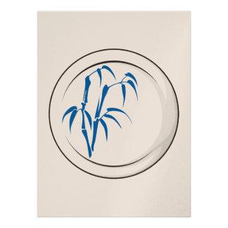 Custom Antique Fine China Plate Dinnerware Invites