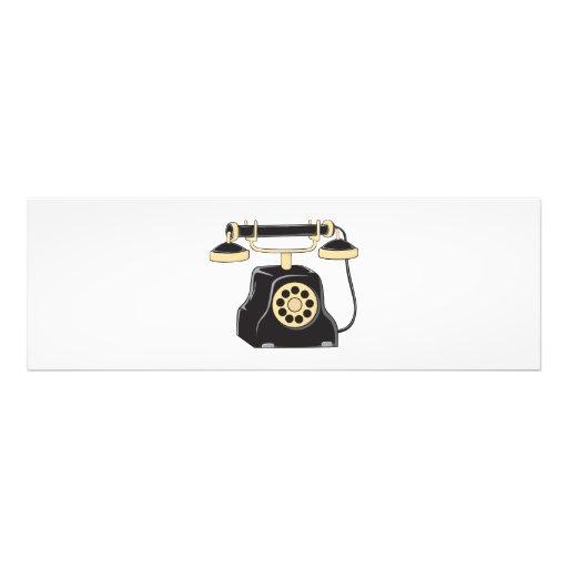 Custom Antique Rotary Dial Telephone Collector Mug Photograph