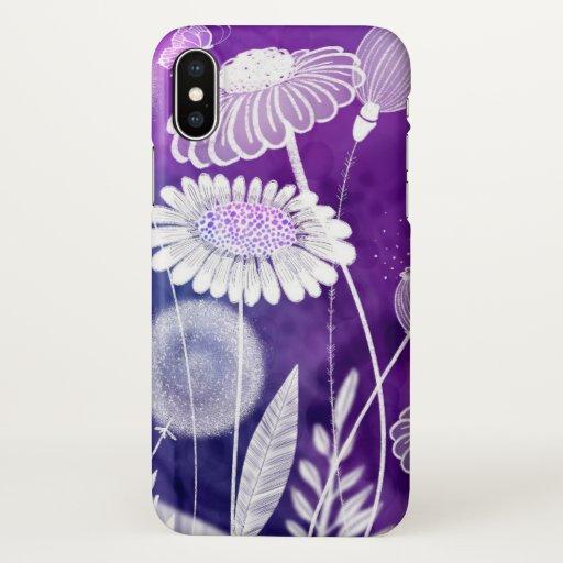 Custom Apple iPhone X Glossy Case