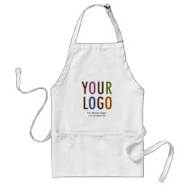 Custom Apron Uniform with Company Logo Promotional
