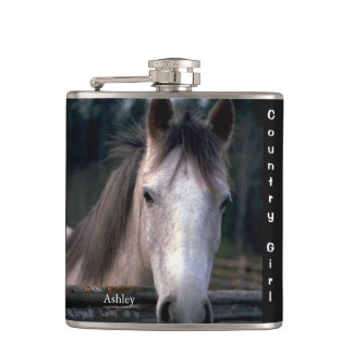 Custom Arabian Flask