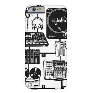 custom Assemble Your Hustle Music Mixology Barely There iPhone 6 Case