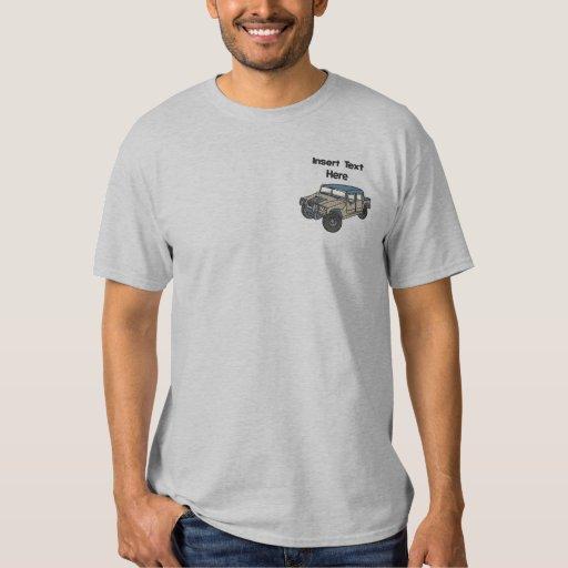 Custom Auto Embroidered Shirt